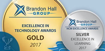 TiER1 and Carolinas HealthCare System won two Brandon Hall Group Excellence in Learning Awards