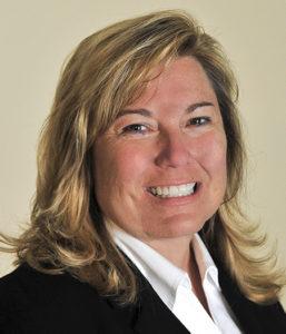 Amy Donaldson, Interim Leader