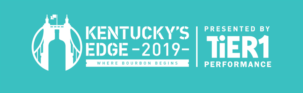 Logo for Kentucky's Edge presented by TiER1 Performance